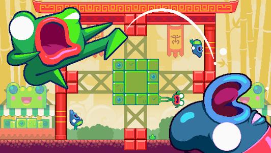 Green Ninja: Year of the Frog v4 (Ad Free)