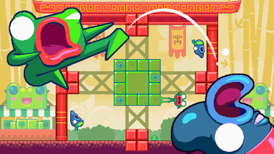 Green Ninja: Year of the Frog 4 Latest MOD Updated 2