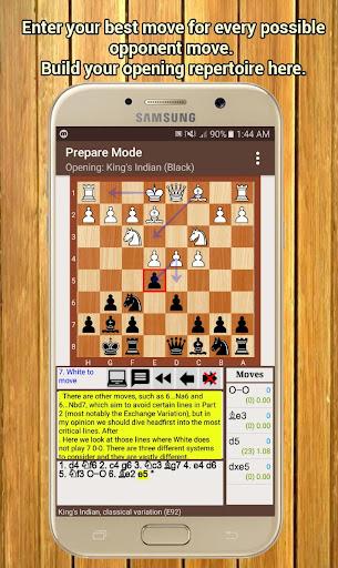 Chess Trainer Free - Repertoire Builder moddedcrack screenshots 2