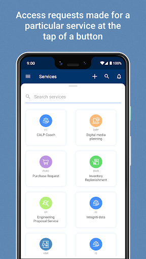 Screenshot for Orchestly in United States Play Store