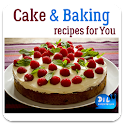 Cake and Baking Recipes icon