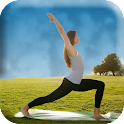 Yoga Exercise Step By Step icon