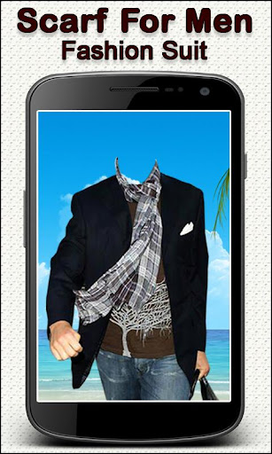 Scarf For Men Fashion Suit