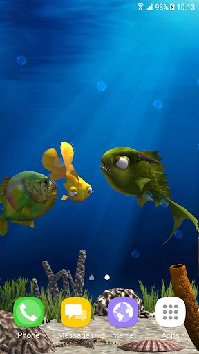 Aquarium Fish 3D Wallpaper 1.0.6 screenshots 2