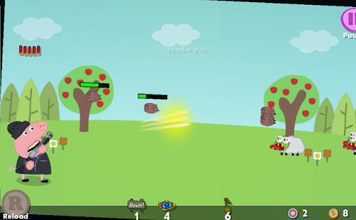 Pigs Revenge- screenshot
