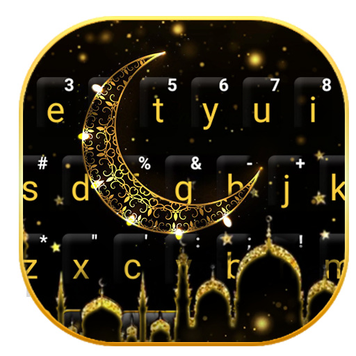 Ramadan Moon Indonesia Keyboard Theme Android APK Download Free By +HOME By Ateam