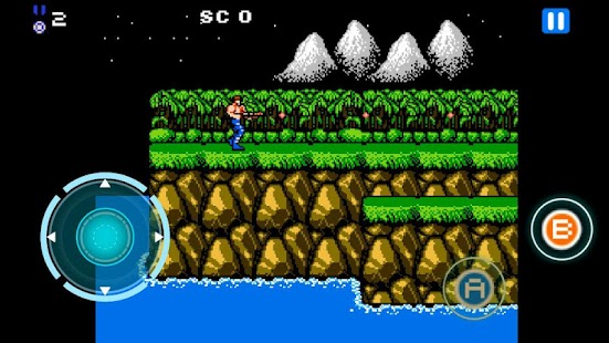 Metal Contra Classic - náhled