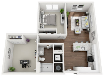 Go to Ravine Floorplan page.