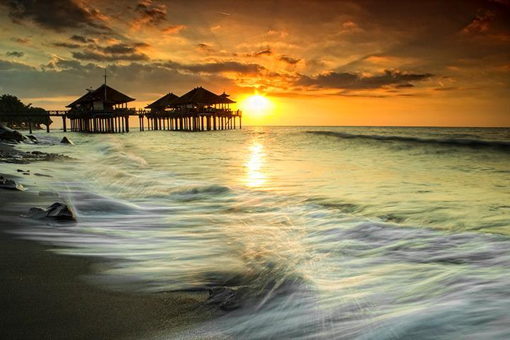 selamat pagi, :D by Ary Ulangun - Landscapes Beaches