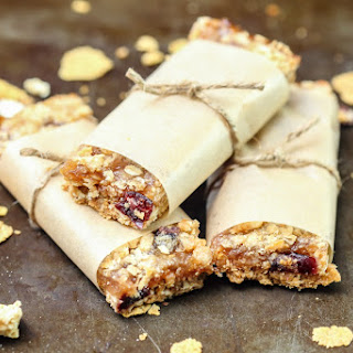 Wholesome Fruit Filled Breakfast Cereal Bars.