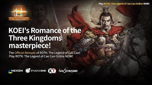 ROTK The Legend of CaoCao 75463