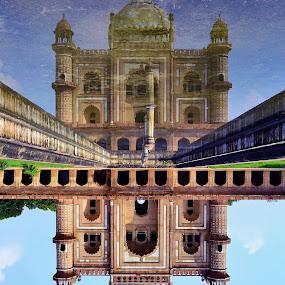 Safdur Jung's Tomb New Delhi by Siddhartha Chitranshi - Buildings & Architecture Public & Historical ( landmark, tomb new delhi, travel, safdur jung's tomb new dellhi,  )