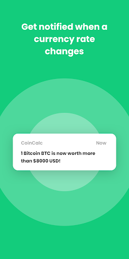 CoinCalc - Currency/Exchange Converter + Crypto screenshot 3