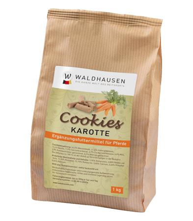 Waldhausen Hästgodis Morot 1kg