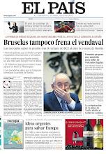 Photo: Bruselas tampoco frena el Vendaval, Fomento prepara una amnistía para miles de viviendas ilegales, la urbanización de la playa de Tarifa divide al Gobierno andaluz y el especial Ideas urgentes para salvar Europa, en nuestra portada del jueves 31 de mayo de 2012 http://ep00.epimg.net/descargables/2012/05/31/965321db32d35ecd28661f87a8782cbe.pdf