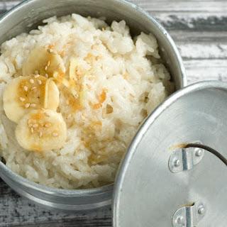 Easy Coconut Rice.