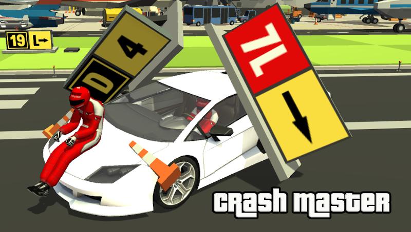 Скриншот Crash Master