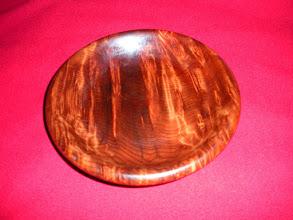 "Photo: Redwood Burl 4"" x 1 1/2"" Sold"