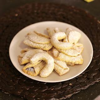 Božićni keksi (Croatian Christmas Cookies)
