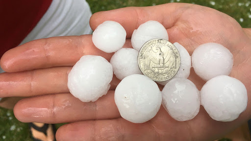 Denver Weather: Severe Storms Possible Saturday Afternoon, Large Hail Main Threat