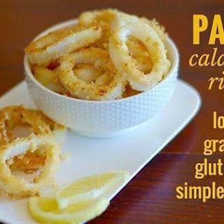 Paleo Calamari Rings