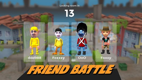 Scrappers: Multiplayer Battle- screenshot thumbnail