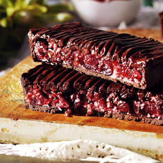Chocolate Cherry Tart Recipe