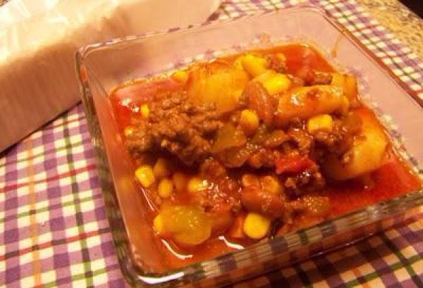 Cowgirl Stew Recipe