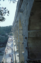 Photo: Bridge along the Pont du Gard