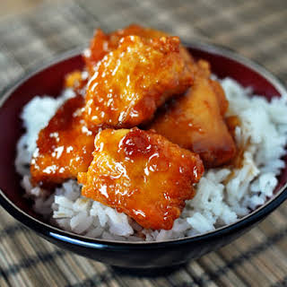 Firecracker Chicken.