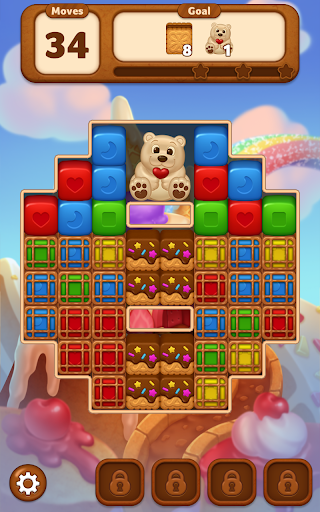 Sweet Blast: Cookie Land android2mod screenshots 6
