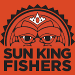 Logo for Sun King Fishers Tap Room & Small-Batch Brewery