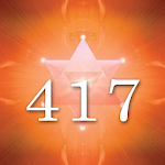 417 Hz Solfeggio Meditation - Trauma & Change Icon