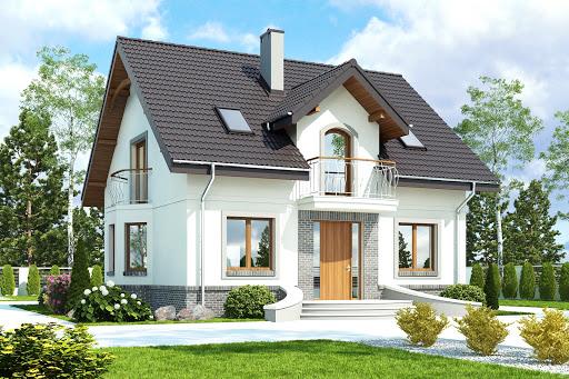 projekt Dom Dla Ciebie 3 bez garażu B1