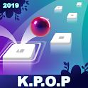 KPOP Dancing Hop: BTS, BLACKPINK Rush Tiles 2019! icon