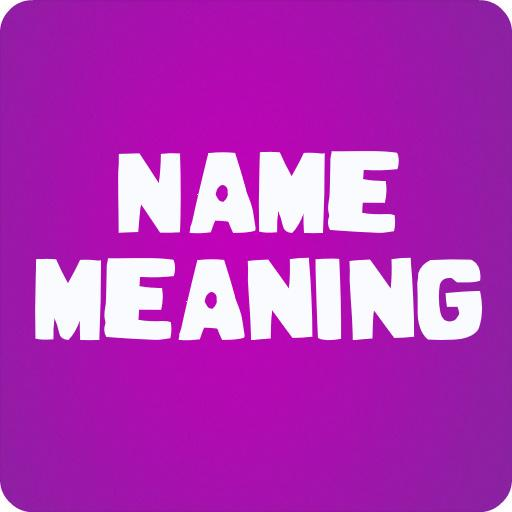 My Name Meaning Icon