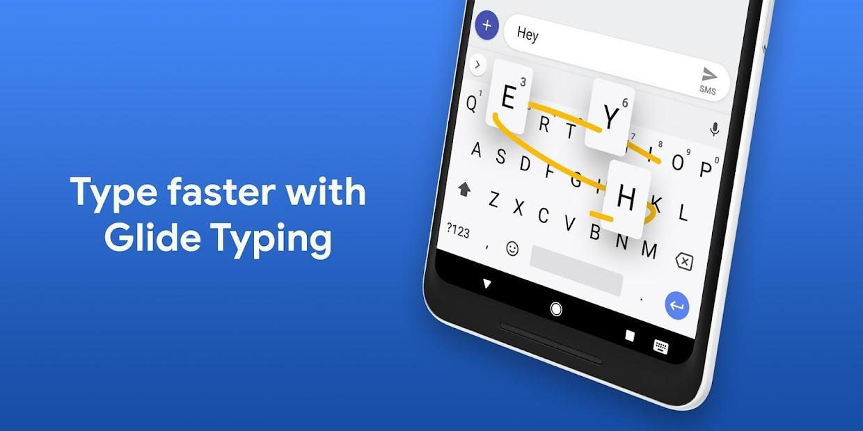 Gboard - the Google Keyboard Android App Screenshot