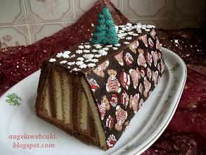 Photo: Karácsonyi torta recept - Hamis Tátra torta