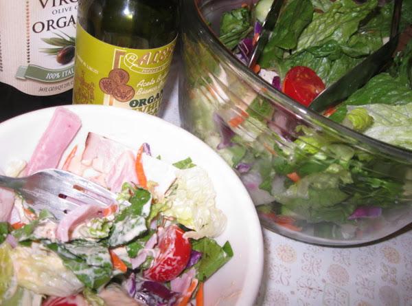 Super Salad Recipe