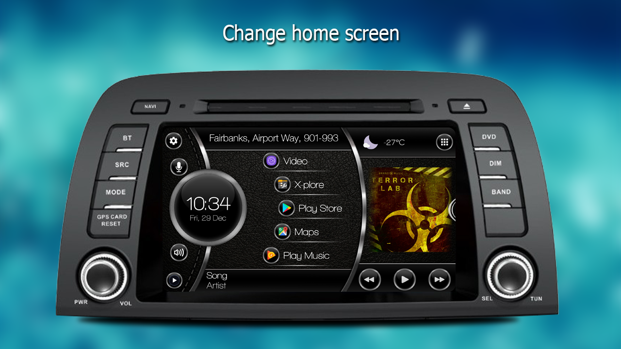 Best Apps For Android Car Stereo