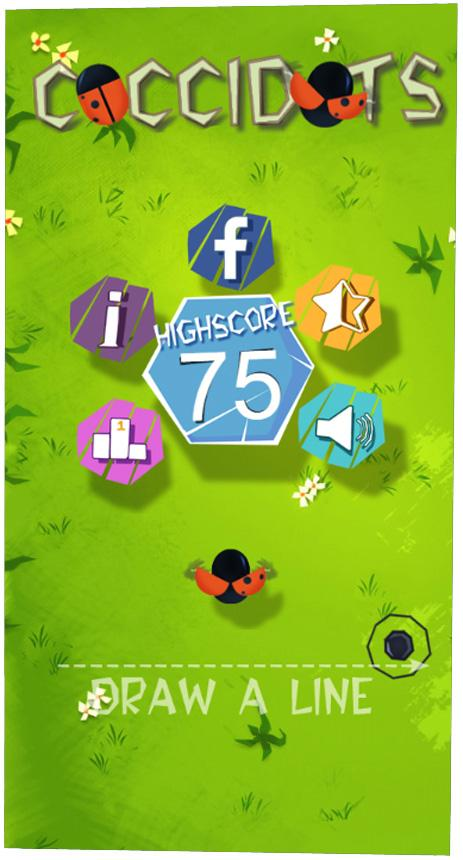 Coccidots- screenshot