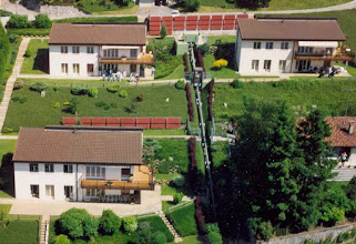 Photo: Grandvaux EMS L'Escale- www.standseilbahnen.ch Standseilbahn Funiculaire Funicular