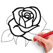 Tải How To Draw Flowers APK