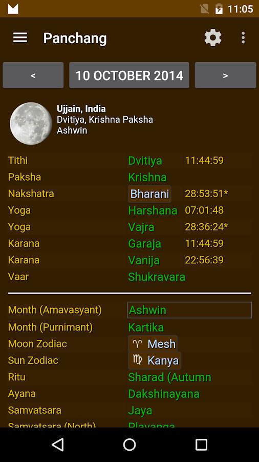 Google Calendar Mashable Hindu Calendar Android Apps On Google Play