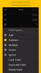 App The Sheet Calculator - Easy and Smart Calculator APK for Windows Phone