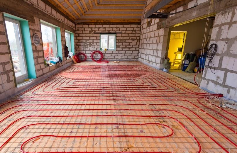 Ogrzewanie podłogowe – jakie rury wybrać?