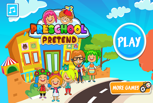 Pretend Preschool - Kids School Learning Games 1.3 DreamHackers 6