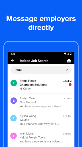 Indeed Job Search  screenshots 5