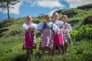 2016 - Folklorne slavnosti Pod Kralovou holou - Lipt. Teplicka