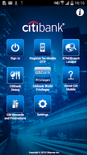 Citibank Australia- screenshot thumbnail